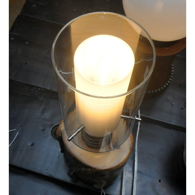 Ted Harris Stump Lamp - Image 4 of 4