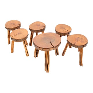 Incredible Set of Stools