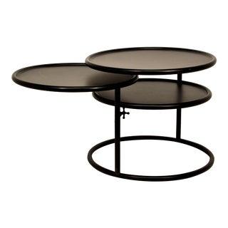 Multi-Layers Noir Table