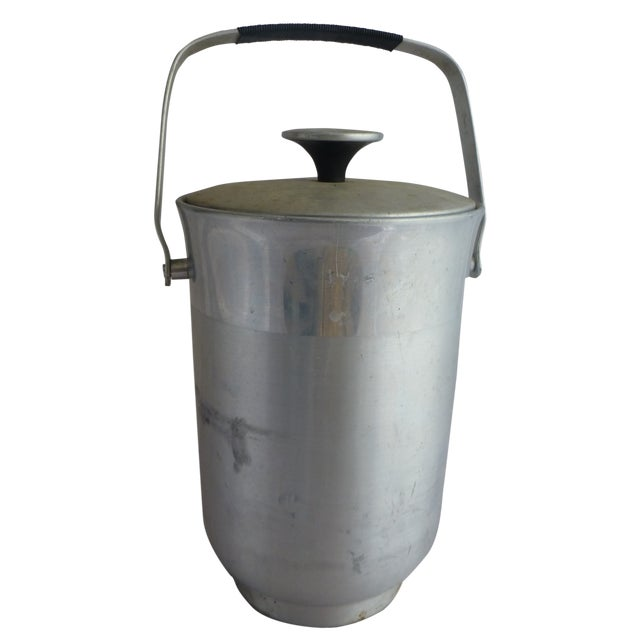 Mid-Century Italian Ice Bucket - Image 1 of 10