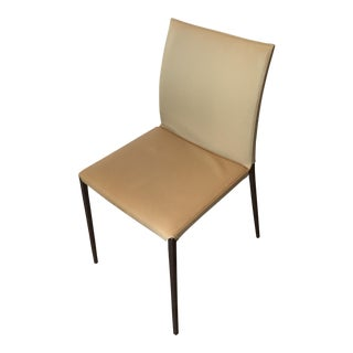 Zanotta Lia Chair in Leather