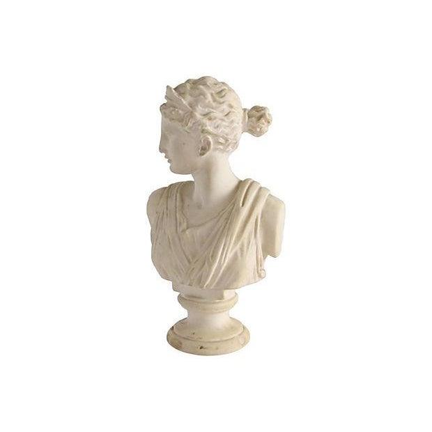 Image of Goddess Bust Form