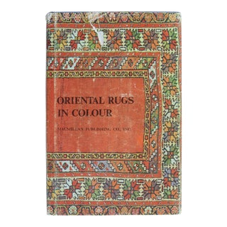 """""""Oriental Rugs in Colour"""" Book"""