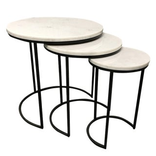 Nesting Tables by Mitchell Gold - Set of 3
