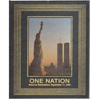 """""""America Remembers September 11, 2001"""" Book"""