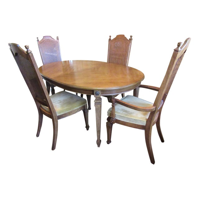 Stanley 1960s Classic Dining Set Chairish