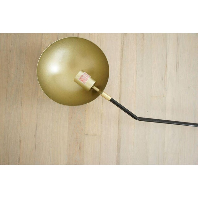 CB2 Large Swing Arm Mantis Wall Sconce - Image 5 of 7