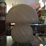 Image of Murano Mushroom Lamp by Vistosi