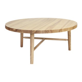 Ash Wood Milking Table