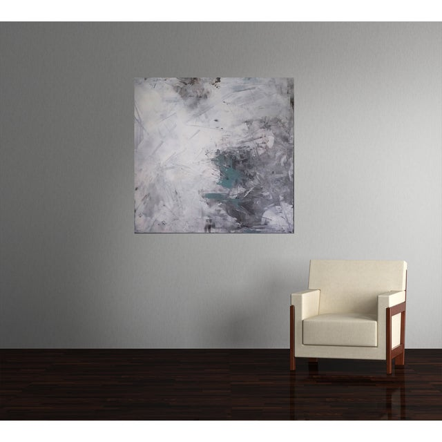 "Image of ""Magic"" Original Abstract Art by Kris Gould"