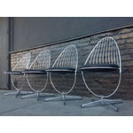 Image of Dahlens Dalum Swedish Chrome Chairs - Set of 4