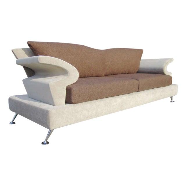 Sculptural Memphis Style Sofa by B&B Italia - Image 1 of 7