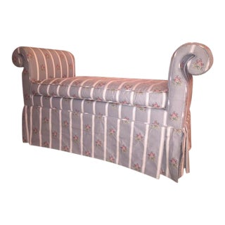 Custom Made French Country Settees