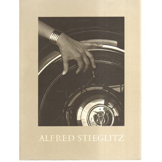 """Alfred Stieglitz: Photographs & Writings"" 1983 Book By Sarah Greenough"