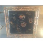 Image of Vintage Chinoiserie Tables - A Pair