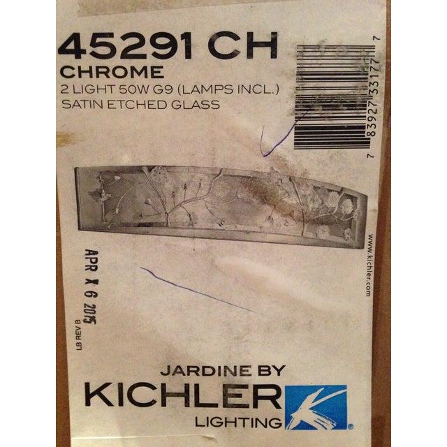 Image of Kichler Jardine 2 Light Sconce - a Pair