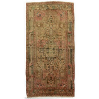 Hand Knotted Wool Persian Kolii Rug