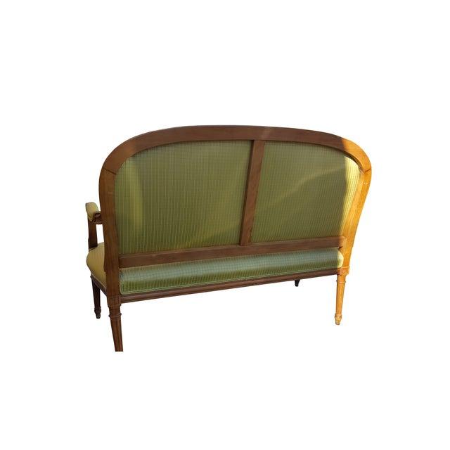 French Louis XVI Style Sofa - Image 3 of 4