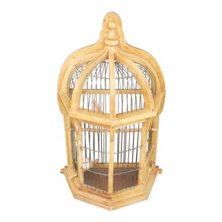 Victorian Style Birdcage