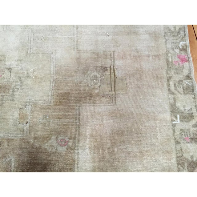 "Vintage Oushak Carpet - 8'3"" X 11'5"" - Image 4 of 7"