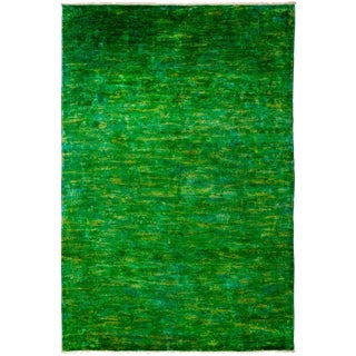 """Vibrance Hand Knotted Area Rug - 6'2"""" X 8'10"""""""