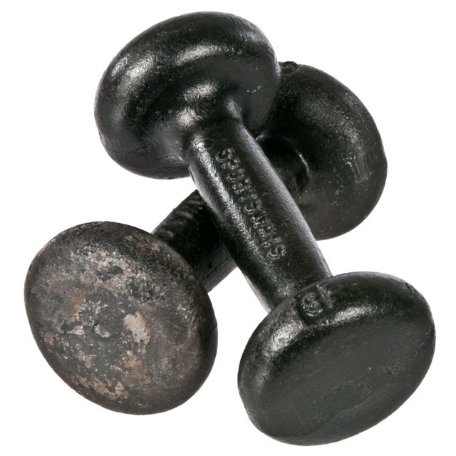 Image of Sportsways 3 lb. Hand Weights
