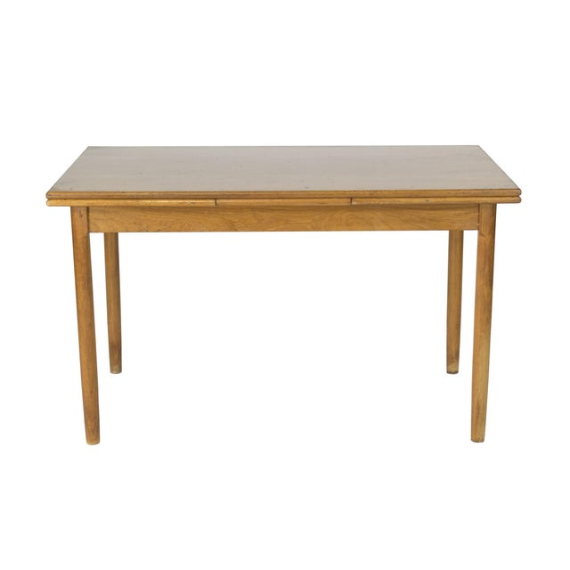 Image of Vintage 1960s Danish Extendable Dining Table