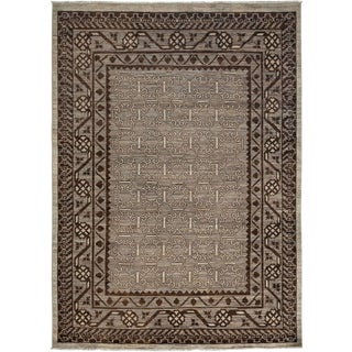 """Ziegler, Hand Knotted Area Rug - 5' 9"""" x 7' 9"""""""