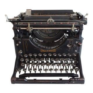 1913 Antique Underwood Typewriter No. 5