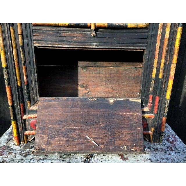 Antique Pakistani Cupboard - Image 11 of 11