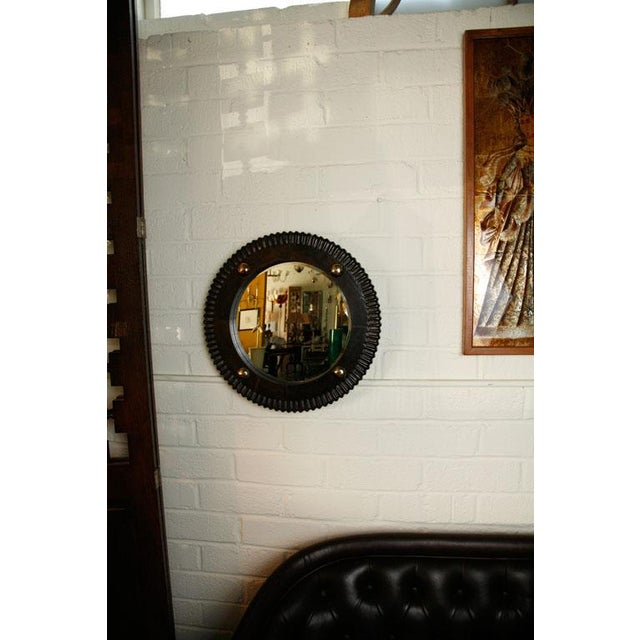 Paul Marra Gear Style Mirror - Image 8 of 8