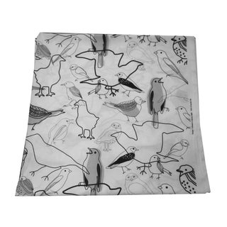 Modernist Bird Fabric