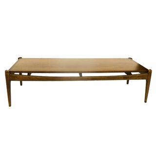 Bassett Mid-Century Modern Coffee Table