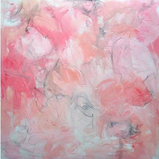 """""""Boudoir"""" Abstract Painting by Trixie Pitts"""