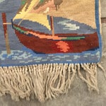 Image of Vintage Pakastani Needle Point Wall Art