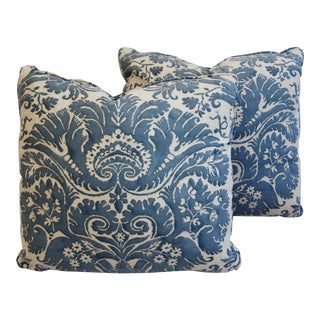 Fortuny Italian Demedici Pillows - A Pair