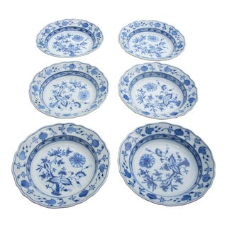 Meissen Soup Bowls - Set of 6