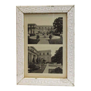 'Oelrich Residence' Framed Photo