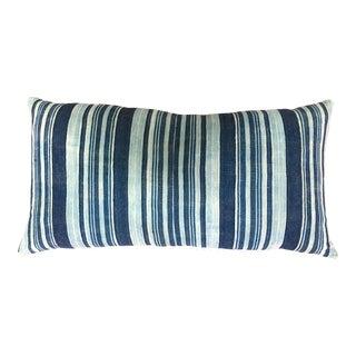Hand-Made Indigo Pillow