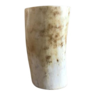 Horn Container/Vase
