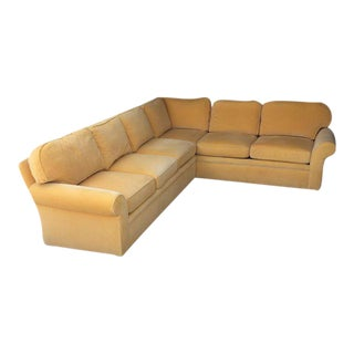 Lee Jofa Down Filled Sectional Sofa