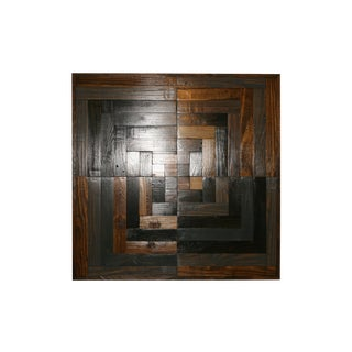 Nova Cubis Wood Art