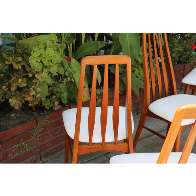 Set of 6 Koefoeds Hornslet Dining Chairs - Image 8 of 11