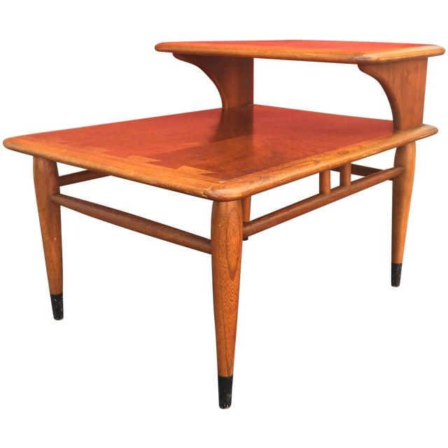 Image of Mid Century Modern Lane Acclaim Step Table