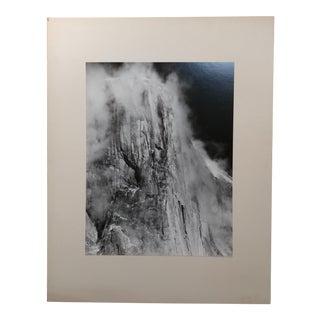 El Capitan Yosemite Valley 1960s-Original Silver Gelatin-Liliane De Cock-Signed