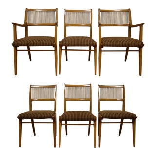 John Van Koert for Drexel Dining Chairs - Set of 6