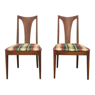 Broyhill Brasilia Dining Chairs - A Pair