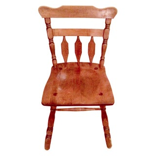 Antique Harbor's Birch Side Chair