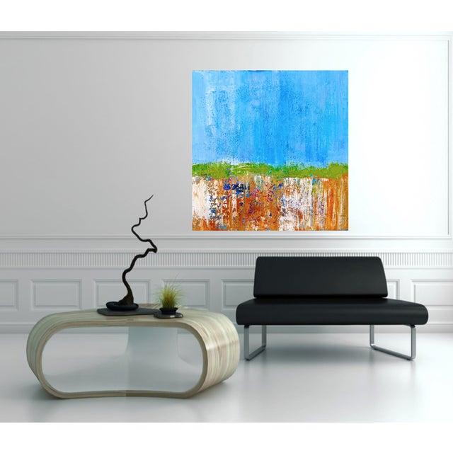 Bryan Boomershine Landscape Painting - Image 3 of 4