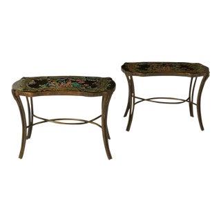 Phillip & Kelvin Laverne Madame Pompadour Tables